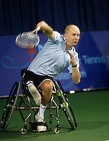 16-11-07, Netherlands, Amsterdam, Wheelchairtennis Masters 2007,