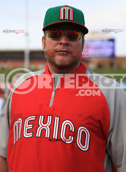 karim Garcia **2013 World Baseball Classic in Arizona