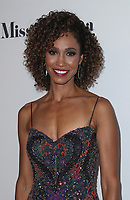 10 September 2017 - Atlantic City, NJ-  Sage Steele.  2018 Miss America Pageant Red Carpet Arrivals at Boardwalk Hall.  <br /> CAP/ADM/MJT<br /> &copy; MJT/ADM/Capital Pictures