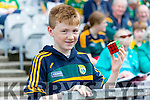 Justin McCarthy Castleisland who is a record breaker on doing the Rubik's Cube, his best time is 11 seconds.