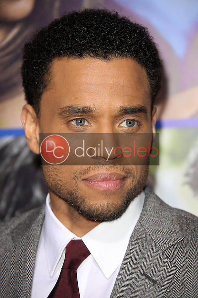 Michael Ealy<br /> at the &quot;About Last Night&quot; Los Angeles Premiere, Arclight, Hollywood, CA 02-11-14<br /> David Edwards/Dailyceleb.com 818-249-4998