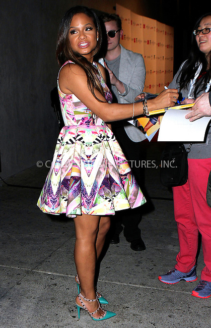 ACEPIXS.COM<br /> <br /> February 19 2015, LA<br /> <br /> Christina Milian arriving at the OK! Magazine Pre-Oscar Event at The Argyle on February 19, 2015 in Hollywood, California<br /> <br /> By Line: Nancy Rivera/ACE Pictures<br /> <br /> ACE Pictures, Inc.<br /> www.acepixs.com<br /> Email: info@acepixs.com<br /> Tel: 646 769 0430