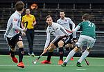 AMSTELVEEN -  Mirco Pruyser (Adam)   tijdens de hoofdklasse competitiewedstrijd heren, AMSTERDAM-ROTTERDAM (2-2). . COPYRIGHT KOEN SUYK
