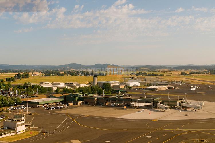 Eugene Airport (EUG), Oregon