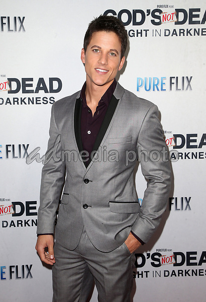 "20 March 2018 - Hollywood, California - Mike C. Manning. ""God's Not Dead: A Light In Darkness"" Premiere held at American Cinematheque Egyptian Theatre. Photo Credit: F. Sadou/AdMedia"