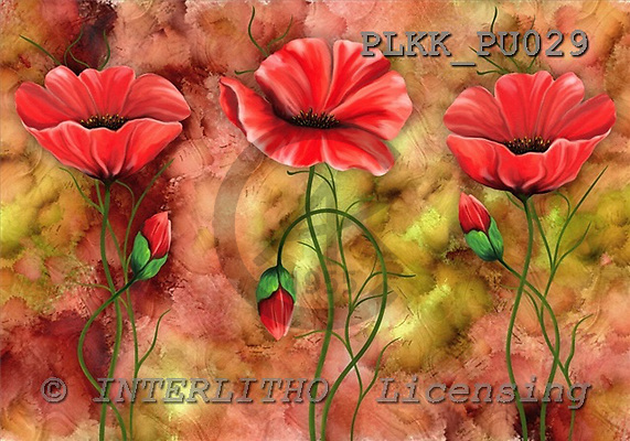 Kris, FLOWERS, paintings, PLKKPU029,#f# Blumen, flores, illustrations, pinturas ,everyday