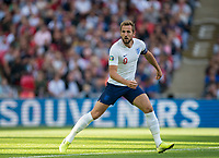 Harry Kane (Tottenham Hotspur) of England during the UEFA 2020 Euro Qualifier match between England and Bulgaria at Wembley Stadium, London, England on 7 September 2019. Photo by Andy Rowland.