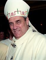 FILE -  Jean-Claude Turcotte dans les annees 90 (date inconnue)<br /> <br /> PHOTO  :  Agence Quebec Presse