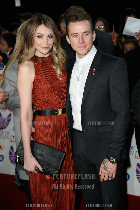LONDON, UK. October 29, 2018: Danny Jones at the Pride of Britain Awards 2018 at the Grosvenor House Hotel, London.<br /> Picture: Steve Vas/Featureflash