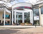 Buttermarket centre shopping and leisure, Ipswich, Suffolk, England, UK