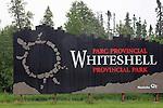 MANITOBA, CANADA, WHITESHELL PROVINCIAL PARK