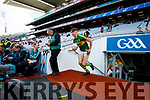 DAvid Clifford Kerry players before the Kerry v Derry in the All-Ireland Minor Footballl Final in Croke Park on Sunday.