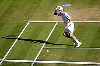 3-7-06,England, London, Wimbledon, forth round match, Berdych