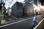 Tokyo, September 17 2013 - Shimokitazawa house by Niizeki.