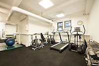 Gym at 123 West 93rd Street