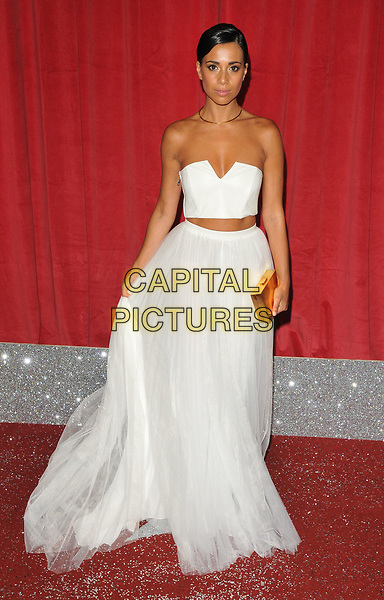 Fiona Wade at the British Soap Awards 2017, The Lowry Theatre, Pier 8, Salford Quays, Salford, Manchester, England, UK, on Saturday 03 June 2017.<br /> CAP/CAN<br /> &copy;CAN/Capital Pictures