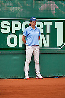 13-07-13, Netherlands, Scheveningen,  Mets, Tennis, Sport1 Open, day six, Lineswoman<br />