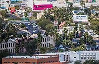 Vista panor&aacute;mica de edificios:  Rector&iacute;a de la Universidad de Sonora, Centro de las Artes, Bulevar Luis Encinas, Puente Peatonal, Liverpool, Cinemex , Office Depot, museo y Biblioteca de la unison.<br />  27FEB2018 (Foto:Luis Gutierrez/NortePhoto.com)<br /> ....<br /> ....<br /> pclaves: Calle, panoramica, educacion, ciudad, capital, urbe, modernidad, c&eacute;ntrico, Arquitectura, ara, arquitect&oacute;nico, plano de la ciudad, trazo de la ciudad, trafico, congestionamiento vial, crecimiento, tiempo, progreso, capital de sonora, Sonora, Hermosillo, Mexico, d&iacute;a, luz de d&iacute;a, fachada,2018,