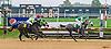 Big Girls Are Better winning at Delaware Park on 10/1/16