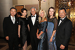 Leroy Chiao, Jon M. Huntsman, Jr., Shirley & Walter Wang @ China Institute #bluecloudgala 5/29/15