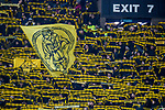 12.12.2019 Rangers v Young Boys Bern: Young Boys fans