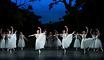 English National Ballet;<br /> La Sylphide;<br /> Artists of the company;