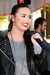 LOS ANGELES - FEB 14: Demi Lovato at the Topshop Topman LA Grand Opening at The Grove on February 14, 2013 in Los Angeles, California