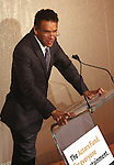 Brian Stokes Mitchell  during the presentation of the 2013 Actors Fund Annual Gala honoring Robert De Niro at the Mariott Marquis Hotel in New York on 4/29/2013...