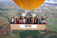 20170219 February 19 Hot Air Balloon Gold Coast