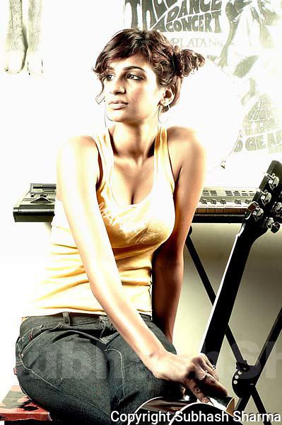 Singer & VJ Anuskha Manchanda