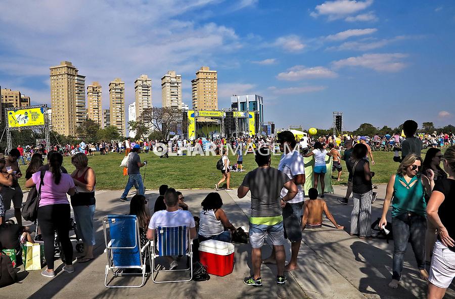 Festival de blues e jazz. Parque Villa Lobos. Sao Paulo. SP. 2019. Foto de Marcia Minillo