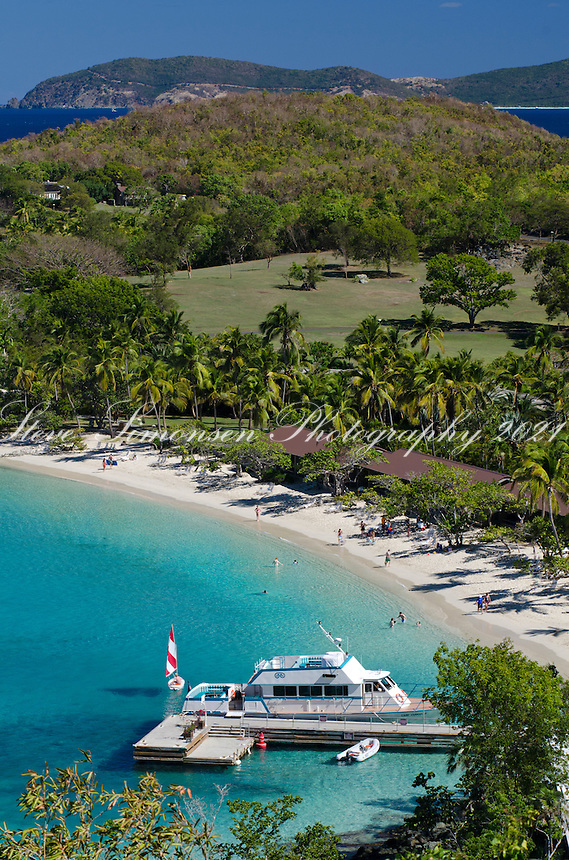 Caneel Bay Resort<br /> Caneel Bay Ferry<br /> Virgin Islands National Park<br /> St. John, U.S. Virgin Islands