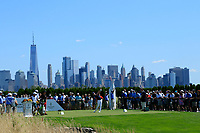 Danny Willett (ENG) in action during the third round of the Northern Trust, played at Liberty National Golf Club, Jersey City, New Jersey, USA 10/08/2019<br /> Picture: Golffile | Michael Cohen<br /> <br /> All photo usage must carry mandatory copyright credit (© Golffile | Phil Inglis)