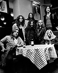 Lynyrd Skynyrd 1974 at London Hard Rock Cafe<br /> © Chris Walter
