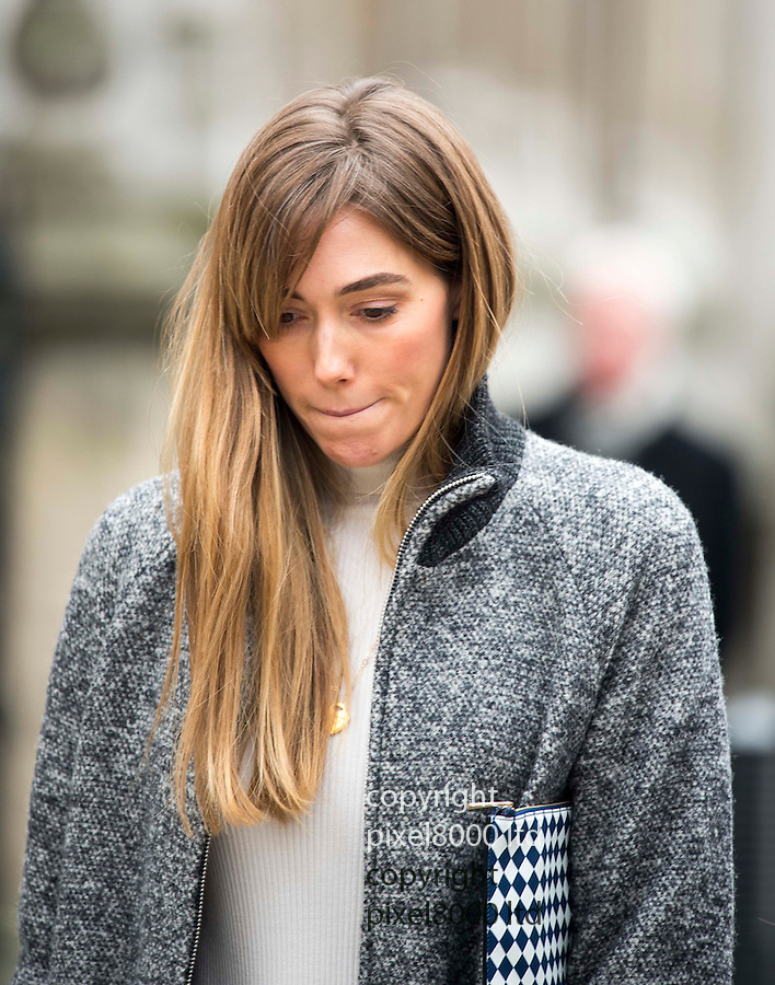 Pic shows: Jacqui Ritchie leaves High Court in London today<br /> hearing in custody battle between Guy Ritchie, and Madonna over son Rocco<br /> <br /> <br /> <br /> Pic by Gavin Rodgers/Pixel 8000 Ltd