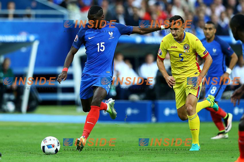 Paul Pogba France <br /> Paris 10-06-2016 Stade de France football Euro2016 France - Romania  / Francia - Romania Group Stage Group A. Foto Matteo Ciambelli / Insidefoto