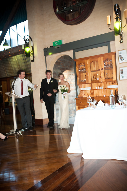 Sonya and Harrys  Roesch Wedding on the 10th of October 2009 in the Barossa Valley South Australia.