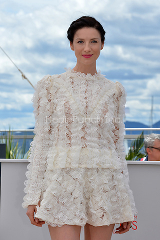 Caitriona Balfe at the Photocall &acute;Money Monster` - 69th Cannes Film Festival on May 12, 2016 in Cannes, France.<br /> CAP/LAF<br /> &copy;Lafitte/Capital Pictures /MediaPunch ***NORTH AMERICAN AND SOUTH AMERICAN SALES ONLY***