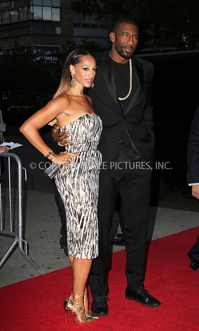 ACEPIXS.COM<br /> <br /> September 22 2014, New York City<br /> <br /> Professional basketball player Amar'e Stoudemire and Alexis Stoudemire attend the 'The Equalizer' New York premiere at the AMC Lincoln Square Theater on September 22, 2014 in New York City.<br /> <br /> By Line: Nancy Rivera/ACE Pictures<br /> <br /> ACE Pictures, Inc.<br /> www.acepixs.com<br /> Email: info@acepixs.com<br /> Tel: 646 769 0430