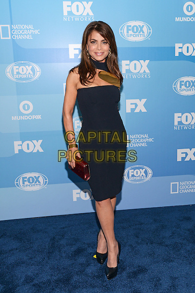 NEW YORK - MAY 11: Paula Abdul arrives at the 2015 FOX Programming Presentation Post Party at the Wollman Rink in Central Park on May 11, 2015 in New York City. <br /> CAP/MPI/PGCS<br /> &copy;PGCS/MPI/Capital Pictures