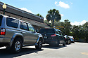 MIRAMAR, FL - MARCH 17: A line is seen at McDonald drive-thru. McDonald was forced to closed they indoor dining only allow drive-thru order as the Coronavirus continues to spread. Florida Gov. Ron DeSantis suspends school testing, orders bars and nightclubs closed and reduce restaurant capacity by half comes after two days of considering new recommendations from the U.S. Centers for Disease Control and Prevention and the White House on March 17, 2020 in Miramar, Florida.   ( Photo by Johnny Louis / jlnphotography.com )