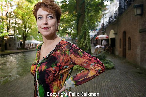 Utrecht, 27 september 2009.Nederlands Film Festival 2009.Dorien van de Pas.Hoofd Lange Speelfilm van het Filmfonds.Foto: Felix Kalkman..