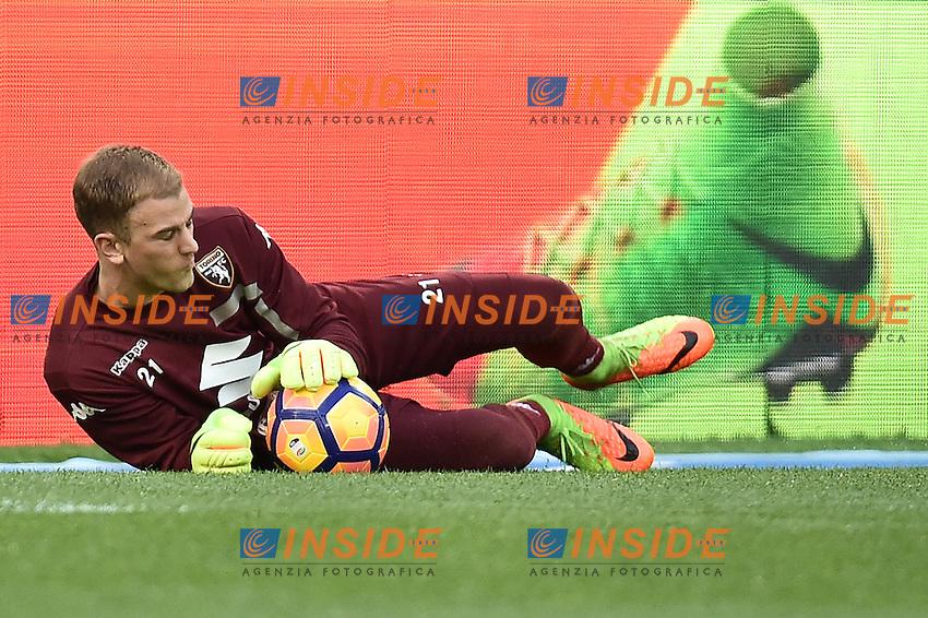 Joe Hart Torino <br /> Roma 18-02-2017 Stadio Olimpico Football Calcio Serie A 2016/2017 <br /> AS Roma - Torino Foto Andrea Staccioli / Insidefoto