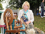 Margaret Newell pictured at the Fair on the green in Duleek. Photo: www.pressphotos.ie