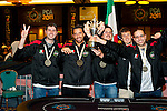 Winning Italian Team