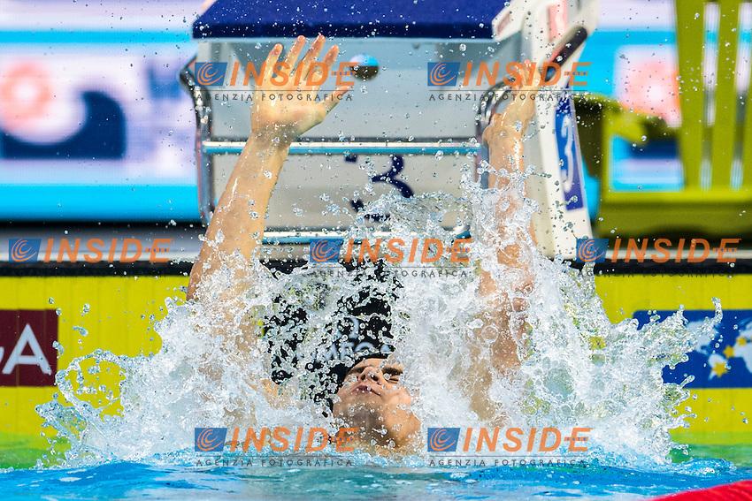 ANDREW Michael USA<br /> Men's 100m Individual Medley<br /> 13th Fina World Swimming Championships 25m <br /> Windsor  Dec. 9th, 2016 - Day04 Finals<br /> WFCU Centre - Windsor Ontario Canada CAN <br /> 20161209 WFCU Centre - Windsor Ontario Canada CAN <br /> Photo &copy; Giorgio Scala/Deepbluemedia/Insidefoto