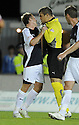 Falkirk v Aberdeen 14th Sept 2009