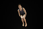 British Gymnastics Championships 2017<br /> The Liverpool Echo Arena<br /> Harri Morgan Barry YMCA Gym Club<br /> 25.03.17<br /> ©Steve Pope - Sportingwales