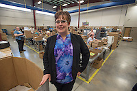 NWA Democrat-Gazette/J.T. WAMPLER Kelli McWhirt of Open Avenues May 12, 2016.