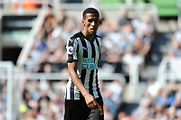 Isaac Hayden of Newcastle United during Newcastle United vs Tottenham Hotspur, Premier League Football at St. James' Park on 13th August 2017